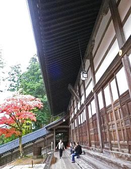 北陸バスツアー「紅葉の永平寺(2)」 ♪
