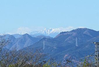 今朝の山と空 ♪