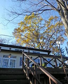 松井田町の「カナル山の家」♪