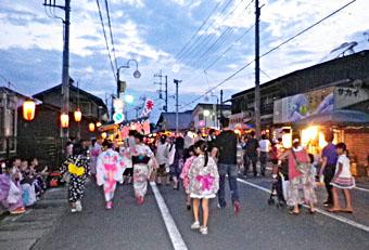 板鼻の祇園祭 2012 ♪