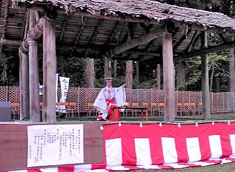 松井田町・東山道古代まつり ♪