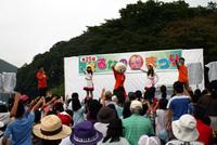 榛名湖の梨祭り2017