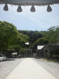 観音崎と走水神社