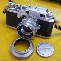 古いカメラを買いました