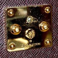 ルイヴィトンのカバンの内張り修理