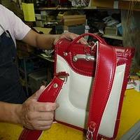 ランドセルの背カン修理