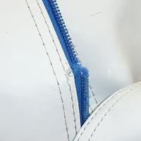 スポーツバッグのファスナー修理