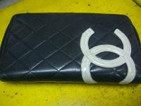 シャネルの財布の修理
