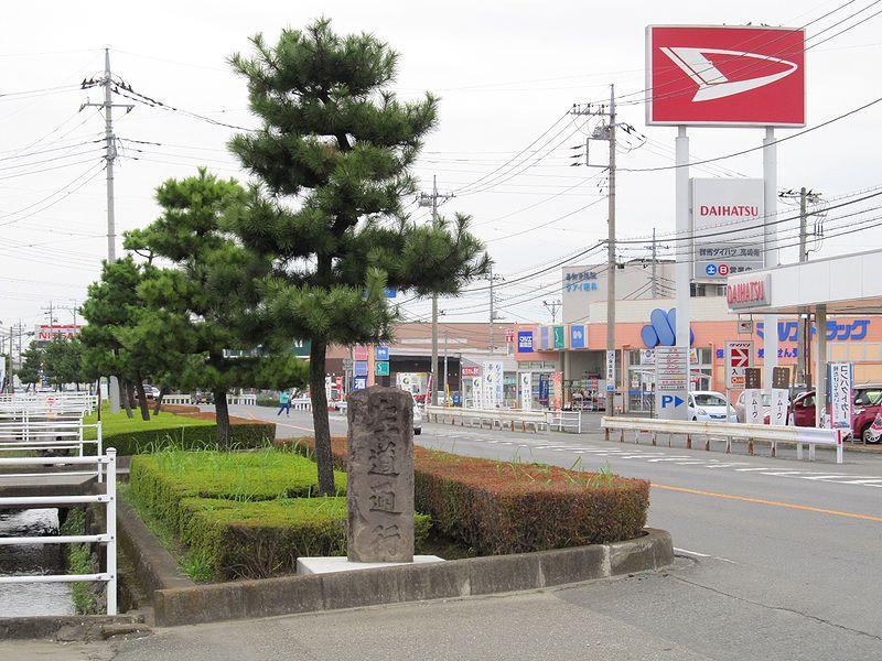 幸運を呼ぶ道標 「左道通行」(3)