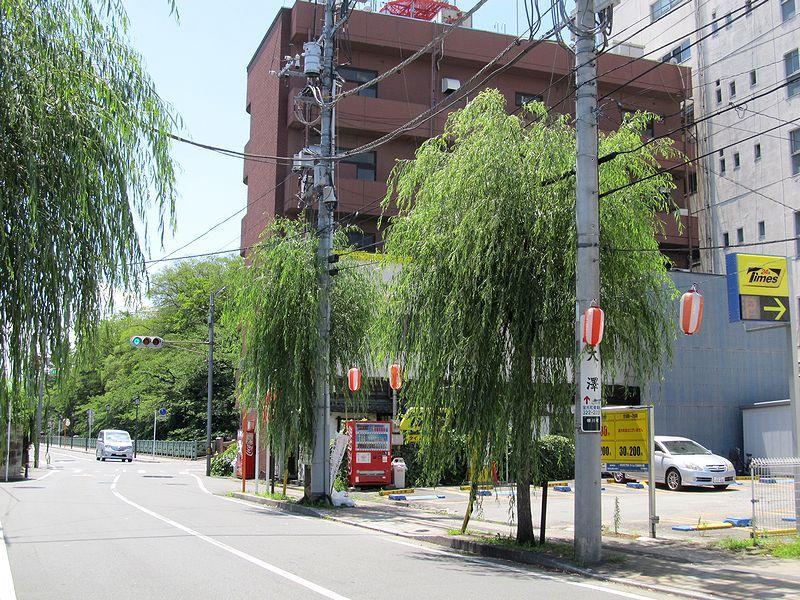 史跡看板散歩-13 高崎電気館(その2)