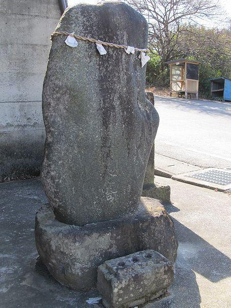 史跡看板散歩-83 山ノ上地蔵尊