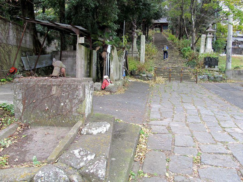 駅から遠足 観音山(16)