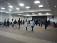 歩いて暮らせるまちづくりへ ~市職員さんを対象に健康セミナー開催~