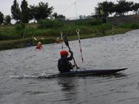 もっと身近に Enjoy River ! ~カヌースラローム入門教室参加者募集~