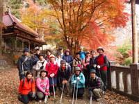 南牧村黒滝不動寺に行ってきました!