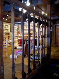 眠室(ねむろ)のある布団屋さん