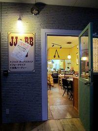 「JJ & BB Cafe 」 オープン間近!