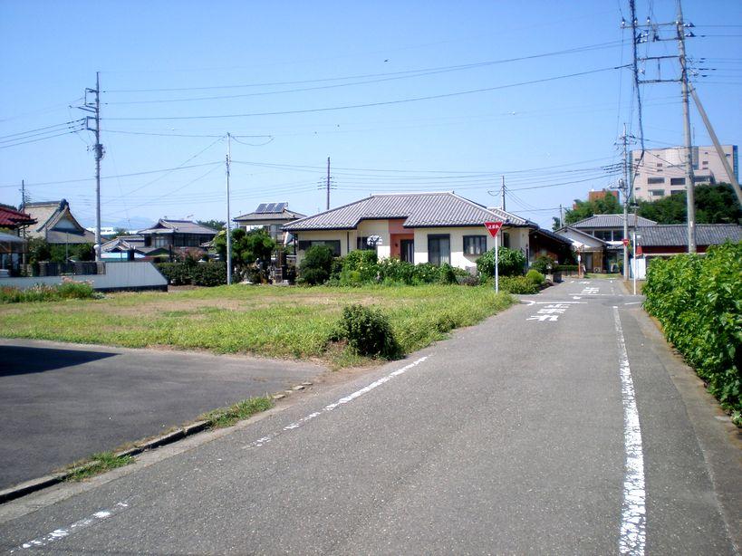 米街道を辿って(1)