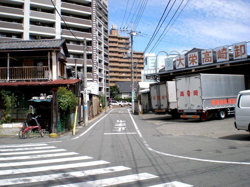実政街道(1):隠居の思ひつ記