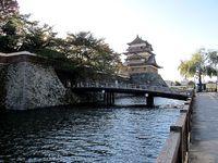 諏訪の浮城を見てきました