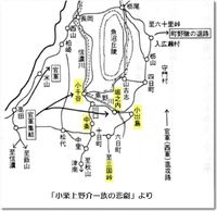 八重の桜と小栗の椿(6)