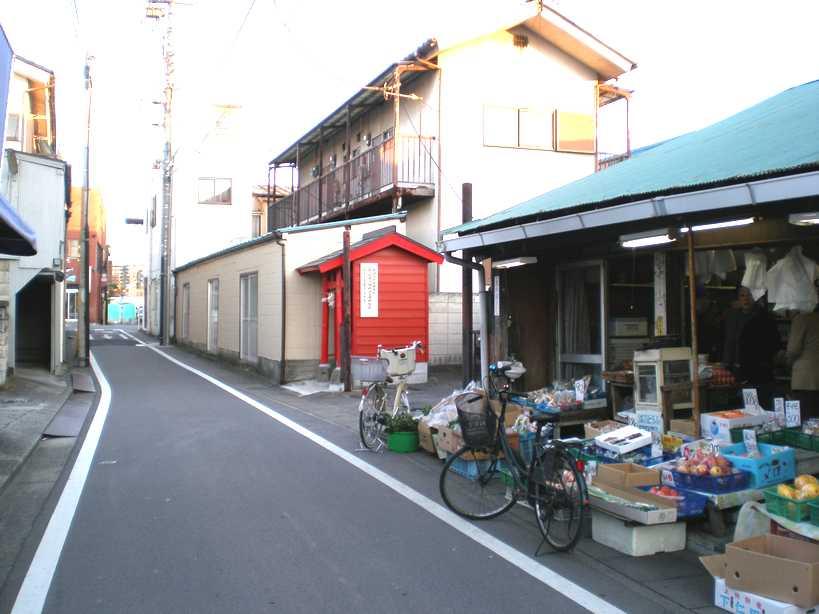 稲荷横丁(いなりよこちょう)
