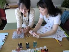 カラーセラピーセッションの詳細