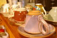 お好みのカップでコーヒーをどうぞ