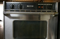 現役のオーブン