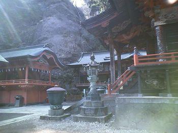 ✩早朝の榛名神社✩