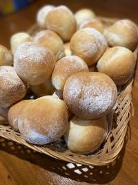 2月22日土曜日の営業案内&自家製パンの販売案内