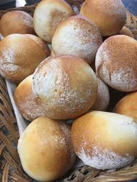 4月20日(土)の営業案内&自家製パンの販売のご案内