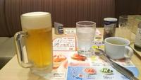 ガスト飲み~ガスト夕食。