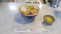 高崎市あら町/栄寿亭のかつ丼B