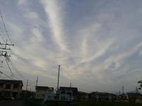 4.12(水)AM3:10茨城県南部震度3発生。
