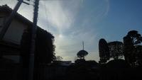 最近、多い幻日~高崎市井野駅周辺。