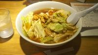 肉味噌ラーメン~貝沢町中華ダイニング海菜楼 。
