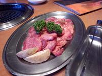 〆焼き肉。