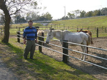 旅行♪その2 白馬と野獣