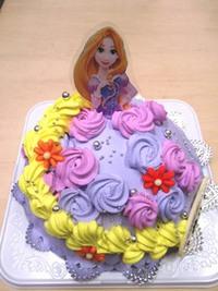 『プリンセスのドレスケーキ☆末娘』