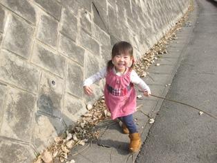 『子共の遊び場☆散歩』