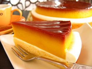 『だいすき♪かぼちゃのプリンケーキ☆』