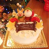『クリスマスが始まりました!』