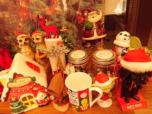 『クリスマスを終えて』