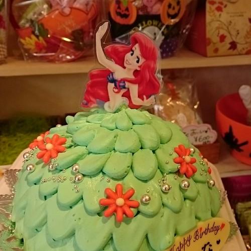 『いろんなお誕生日ケーキ☆』
