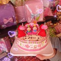 『ひなまつりケーキ』
