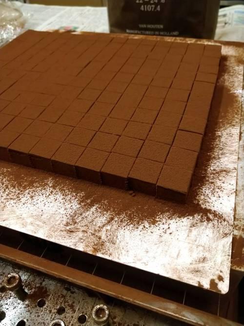 『とろける生チョコレート♪』