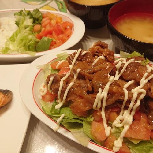 『次男ご飯☆』