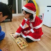 『クリスマスを終えて☆末娘』