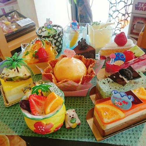 『いろんなお誕生日ケーキ☆もうすぐ帰省♪長男』